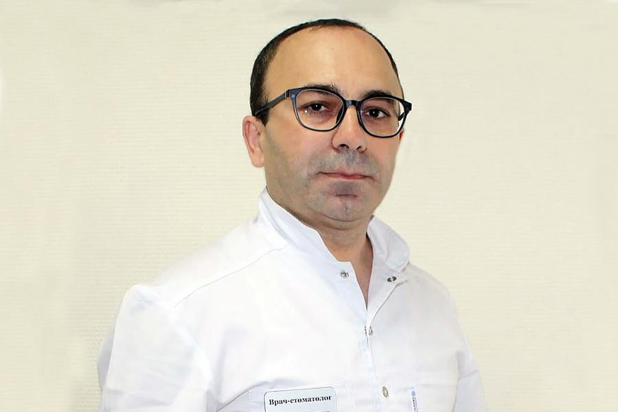 Дарбинян Артак Владимирович - врач стоматолог