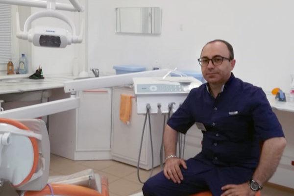 Дарбинян Артак Владимирович врач стоматолог